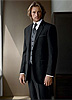 Calvin Klein Black Aston